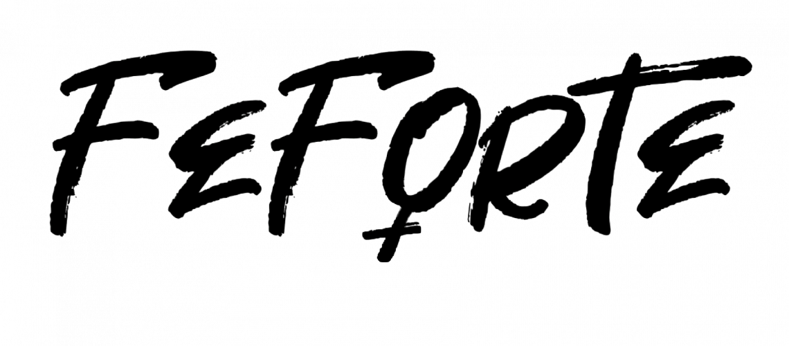 FeForte Logo Main Without Background